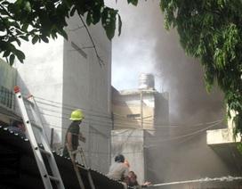 Phú Yên: Cháy lớn chưa rõ nguyên nhân tại công ty dược