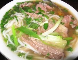 Phở và gỏi cuốn Việt lọt top 50 món ngon thế giới