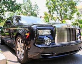 """Đại gia Việt """"nghiện"""" Rolls-Royce Phantom rồng"""