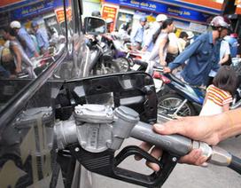 Thuế nhập khẩu xăng dầu tăng vọt