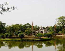 """Di tích Cổ Loa sẽ trở thành """"Công viên Lịch sử - Sinh thái - Nhân văn"""""""