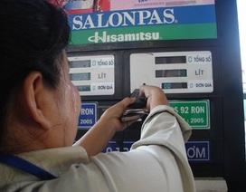Doanh nghiệp lại tính tăng giá xăng dầu