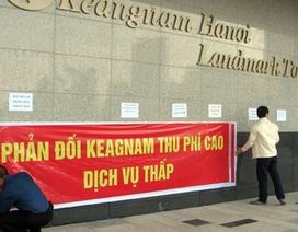 Ban quản trị Keangnam: Chưa đặt vấn đề giảm giá dịch vụ chung cư