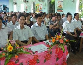Đào tạo nghề cho nông dân có đất thu hồi phục vụ dự án Ecopark