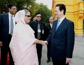 Thúc đẩy hơn quan hệ hợp tác Việt Nam-Bangladesh