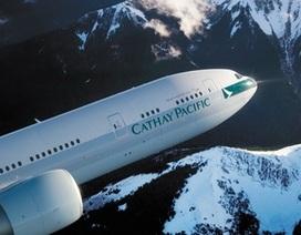 """Tiếp viên Cathay Pacific dọa đình công """"không cười"""""""