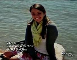 Nữ giáo viên xinh như thiên thần che đạn cho học sinh trong vụ thảm sát