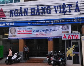 """""""Sếp cựu"""" cấp phòng của ngân hàng Việt Á bị bắt"""