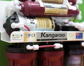 RO Kangaroo ra mắt với hàng loạt cải tiến