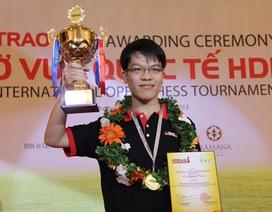 Kết thúc giải cờ vua quốc tế HDBank 2013: Đột phá về chất lượng!