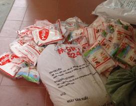 Hơn 2 tấn bột ngọt Trung Quốc nhập lậu bị phát hiện