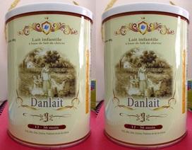 Viện Pasteur thừa nhận sai sót về kết quả kiểm định sữa dê Danlait