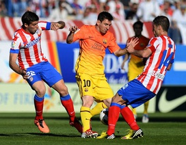 Những bàn thắng đẹp nhất của Barcelona tại La Liga 2012/13