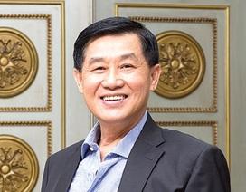 """Bố chồng Tăng Thanh Hà: """"Tôi không phải tỷ phú bong bóng"""""""