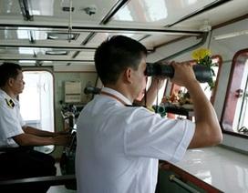 Hải quân Việt-Trung tổ chức tuần tra liên hợp trên biển