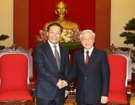 Việt - Trung xây dựng biên giới hòa bình và hữu nghị