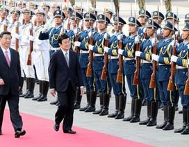 Quan hệ Việt-Trung bước sang giai đoạn phát triển mới