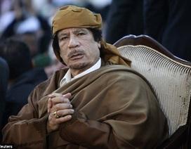 M.Gaddafi: Bắt thiếu nữ tuổi teen về làm nô lệ tình dục