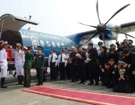 Ngày đặc biệt của tổ bay VN103