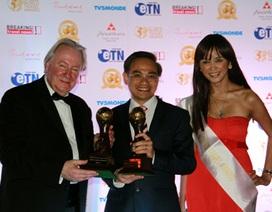 Việt Nam lần đầu tiên đạt giải thưởng du lịch thế giới WTA