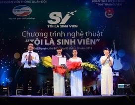 20 sinh viên đặc biệt tỉnh Thái Nguyên nhận học bổng của Viettel