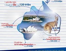 Cùng AustDoor tự do vòng quanh nước Úc