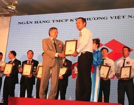 Techcombank nhận giải thưởng Tin & Dùng cho dịch vụ thẻ