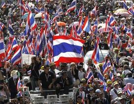 Thái Lan thiệt hại 10 tỷ USD do bất ổn chính trị
