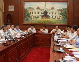 Thành ủy TPHCM kiến nghị 5 điểm tới Ban Kinh tế Trung ương
