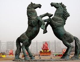 """Lạnh người ở """"thành phố ma"""" lớn nhất Trung Quốc"""