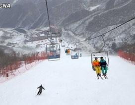 """Nhà sản xuất Thụy Điển """"choáng váng"""" vì Triều Tiên mua được thiết bị trượt tuyết của mình"""