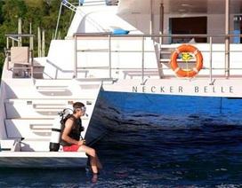 """Chiêm ngưỡng du thuyền """"khủng"""" của tỷ phú Anh"""