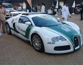 Cảnh sát Dubai tậu siêu xe nhanh nhất thế giới