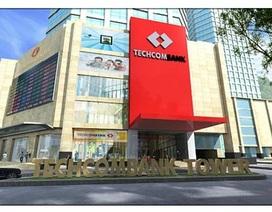 Techcombank dự kiến lãi hợp nhất gần 900 tỷ đồng