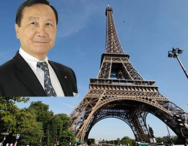Triệu phú gốc Việt mua tháp Eiffel