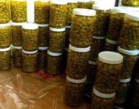 100% mẫu nho Lào được tẩm hóa chất độc hại