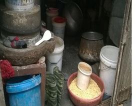 Ám ảnh các công đoạn sản xuất đậu phụ siêu lợi nhuận và… siêu bẩn