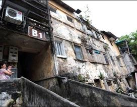 Hà Nội: Số phận các chung cư cũ sắp được định đoạt