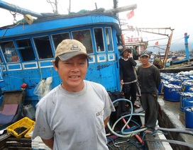 Nỗi niềm ngư dân kiên cường bám biển Hoàng Sa