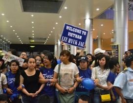 Sao Hàn đi trong tích tắc, giới trẻ Đà Nẵng thất vọng