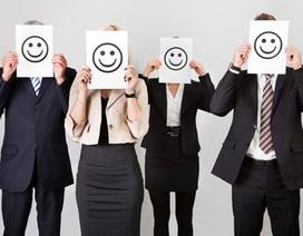 Năng suất làm việc phụ thuộc vào mức độ hạnh phúc của nhân viên