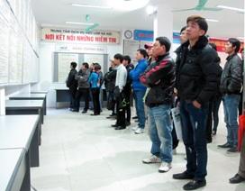 Hà Nội: 5 % lao động hưởng trợ cấp thất nghiệp với mức trên 9 triệu đồng