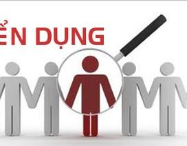 Muachung.vn tuyển dụng nhiều vị trí hấp dẫn