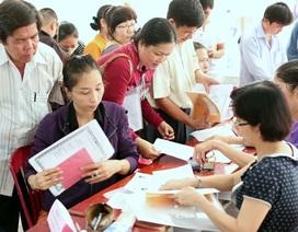 Chế độ nâng lương, thi tuyển viên chức với nhân viên hợp đồng