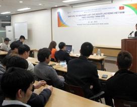 Bản thỏa thuận hướng tới lao động đã làm hồ sơ và thi tiếng Hàn