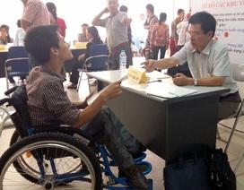 Việc làm cho NKT: Hơn 30 % người khuyết tật có nhu cầu học nghề và việc làm