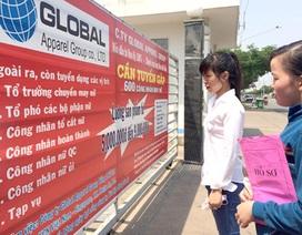 Bình Dương: Doanh nghiệp cạnh tranh tuyển lao động