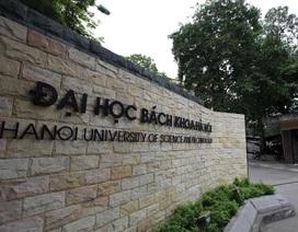 Đại học Bách khoa Hà Nội bao giờ có Hiệu trưởng?