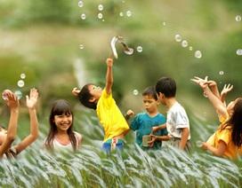 Dự thảo Luật Trẻ em: Xác định trẻ em là người dưới 18 tuổi
