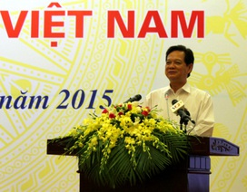 """Thủ tướng Nguyễn Tấn Dũng: """"Duy trì tốt các trụ cột an sinh, góp vào thành công chung"""""""